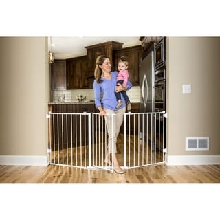 Child Gates Shop The Best Brands Overstock Com