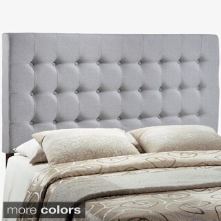 Fashion Bed Bordeaux Taupe King Size Headboard 14279935