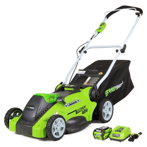 Lawn Mower Battery Deals On 1001 Blocks