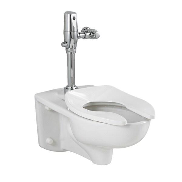 American Standard White Aall Ada Retro Universal Toilet