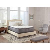 Spring Air Backsupporter Sadie Pillow Top King-size Mattress Set - White