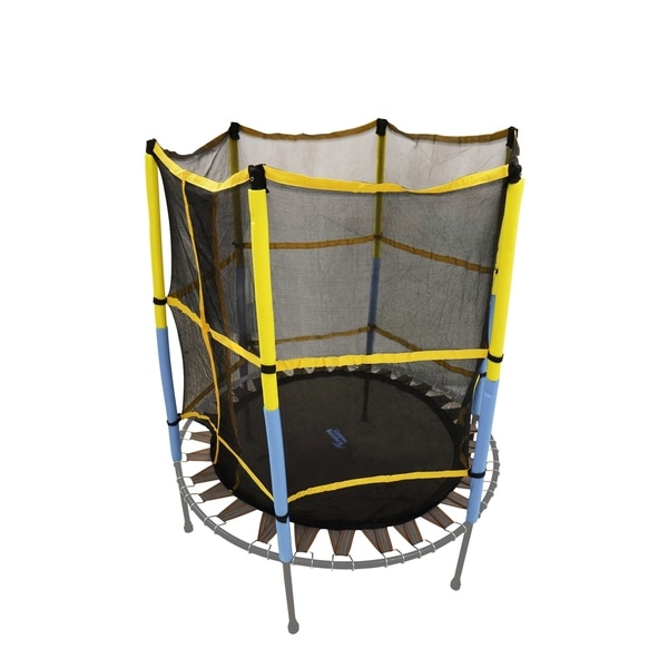 Replacement Jumping Mat With Safety Net For 55-inch