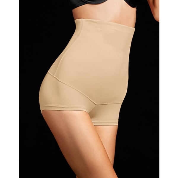 0807e69396 UPC 037745236401. Flexees by Maidenform Women s Fat Free Collection Hi-Waist  ...