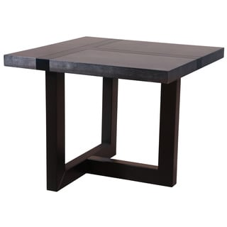 Glass Top Round End Table 11956712 Overstock Com