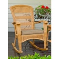 Sensational Sale Tortuga Outdoor Plantation Southwest Amber Rocking Gmtry Best Dining Table And Chair Ideas Images Gmtryco