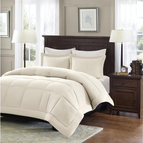 Madison Park Belford Microcell Down Alternative 3 Piece