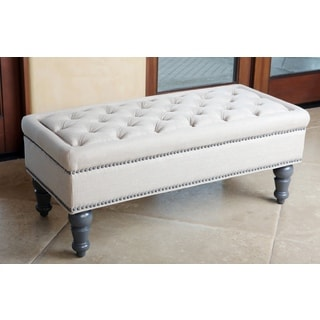 Beige Ottomans Overstock Shopping The Best Prices Online