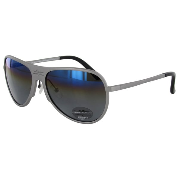85fdd9fa049 Vuarnet Extreme Unisex VE 7011 Rounded Polarized Aviator Sunglasses ...