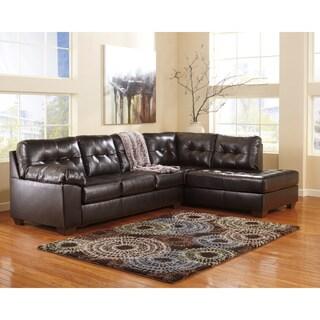 Fantastic Sale Signature Design By Ashley Alliston Durablend Pdpeps Interior Chair Design Pdpepsorg