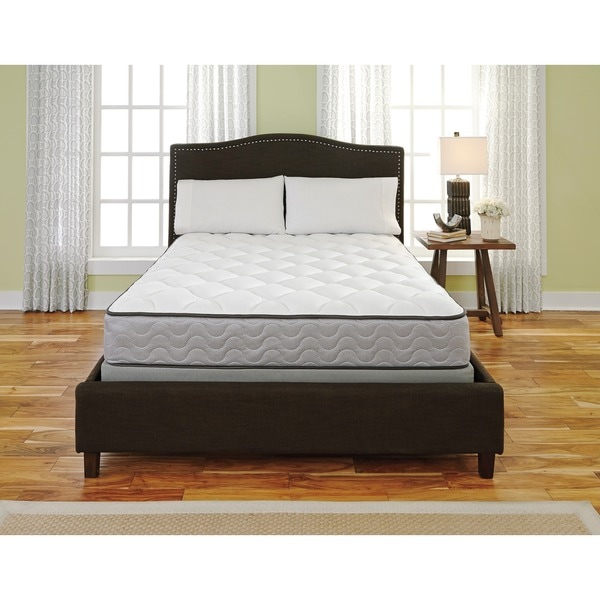 Sierra Sleep Longs Peak Plush Full Size Mattress Or
