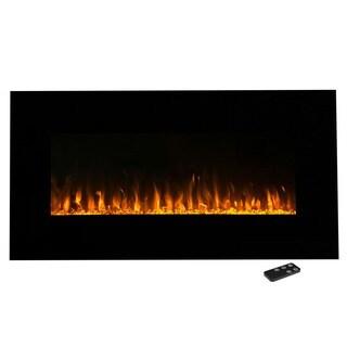 Electric Indoor Fireplaces Overstock Com