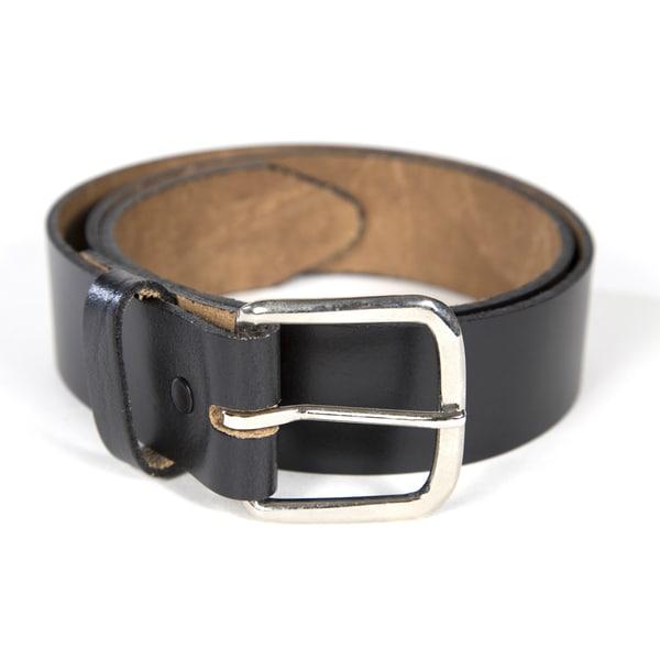 Men's Oil Tan Leather Belt