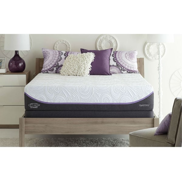 Sealy Optimum Inspiration Gold Plush King Size Mattress