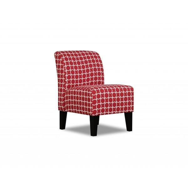 Simmons Rock And Roll Armless Accent Chair: Share: Email