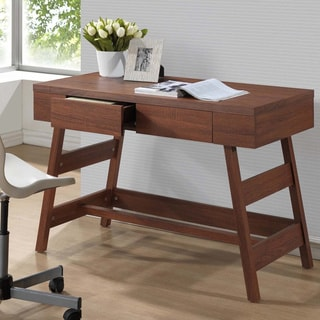 Safavieh Wyatt Oak Pull Out Writing Desk 15472853