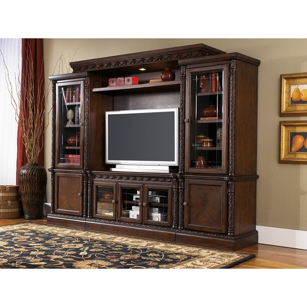 Ashley Furniture Offers: Signature Design By Ashley 'North Shore' Brown