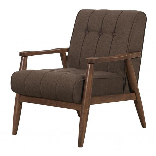 Durango Solid Wood Mid Century Accent Chair 16797100