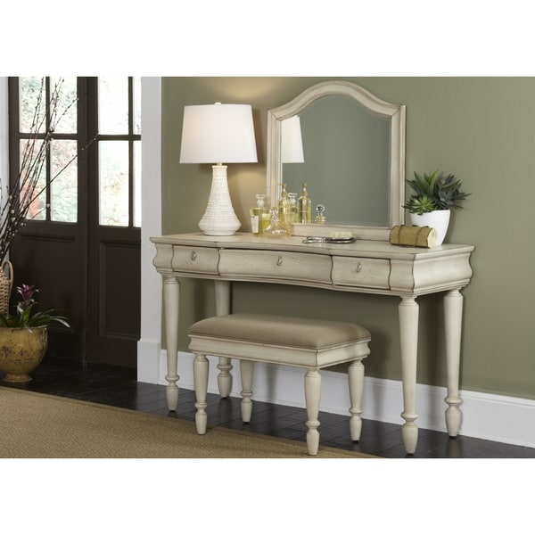 Liberty Rustic White Traditions Vanity Set 16799567