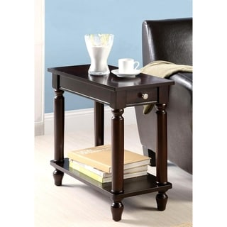 Vp Home Black Fair Haven End Table 13588642 Overstock