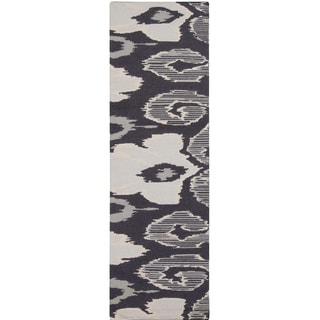 Beth Lacefield Hand Woven Ilkeston Reversible Wool Rug 2