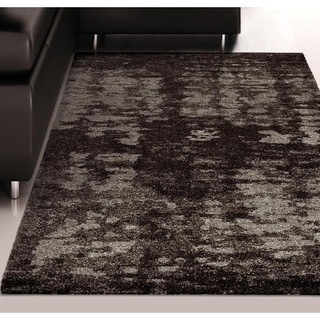 Cosmopolitan Collection Cabell Black Olefin Area Rug