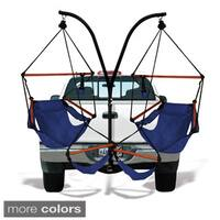 Hammaka Trailer Hitch Stand and Chairs Combo