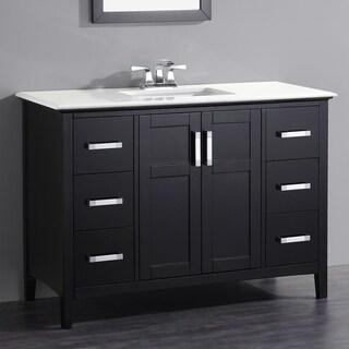 41-50 Inches Bathroom Vanities - Overstock Shopping ...