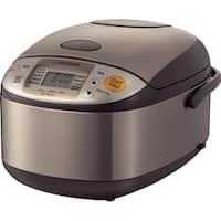 Zojirushi NSTSC10XA Micom 5.5-cup Rice Cooker/Warmer