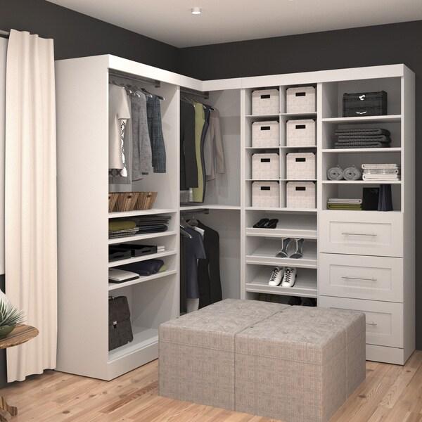Pur By Bestar Corner Kit 16812537 Overstock Com