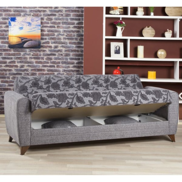 Sofa Bed Deals: Anatolia Convertible Futon Sofa Bed With Storage