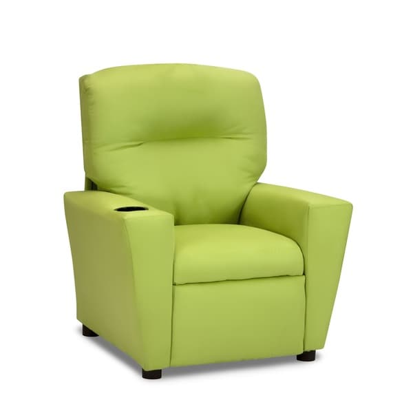 Lime Green Suede Tween Chair 16828284 Overstock Com