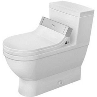 Duravit One Piece Toilet Starck 3 White With Mech Siphon