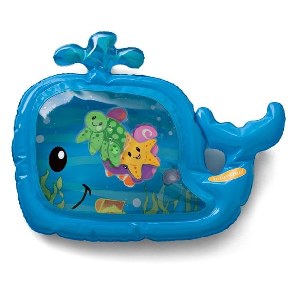 Infantino Pat And Play Whale Water Mat 16857746