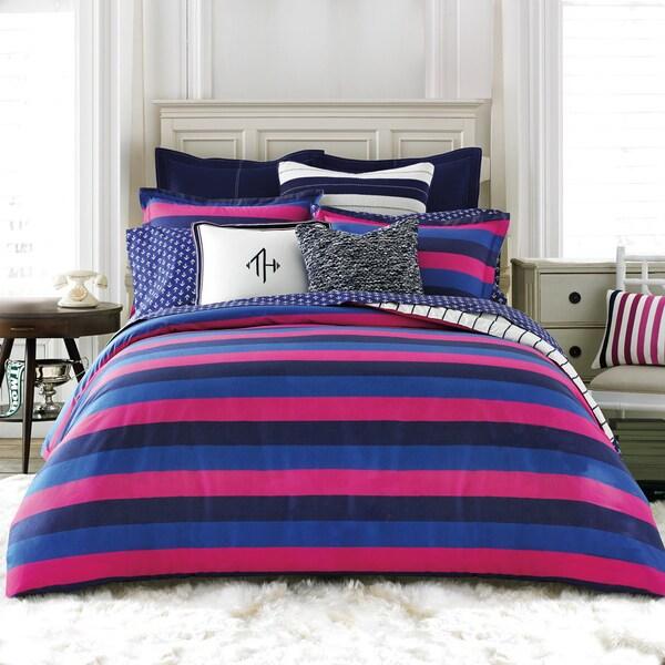 Tommy Hilfiger Varsity Stripe Comforter Set 16862774