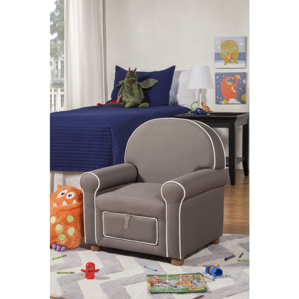 Homepop Juvenile Storage Chair Overstock Shopping