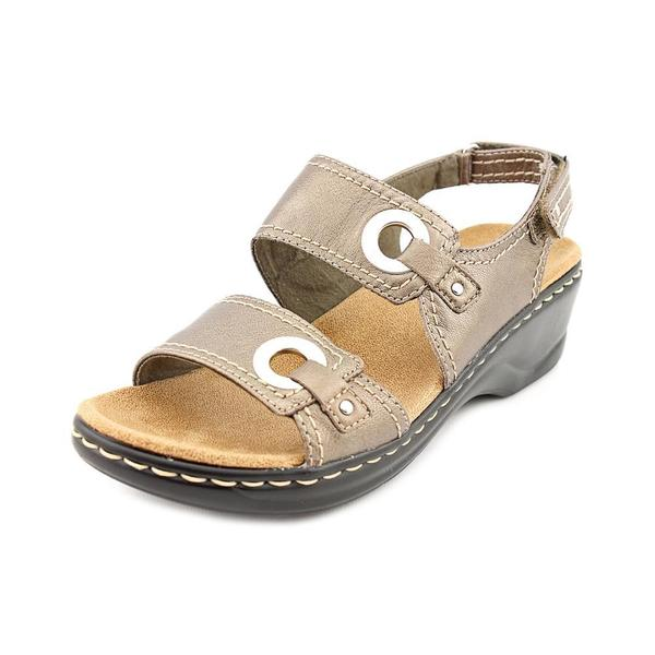 Clarks Women S Lexi Birch Leather Sandals 16864803