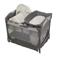 Graco Pack 'n Play with Cuddle Cove Removable Seat in Glacier