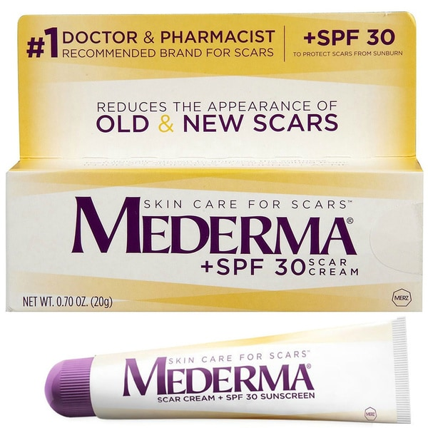 302593192828 Upc Mederma Skin Care Cream For Scars With Spf 30 Buycott Upc Lookup
