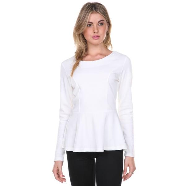 Ladies long top online shopping