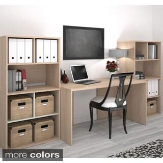 Black Retro Office Desk Drafting Table 13457483