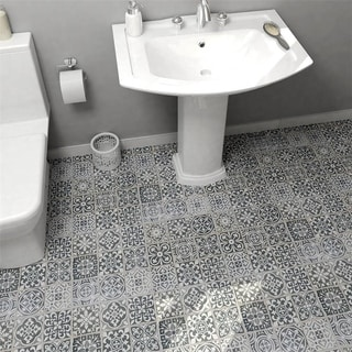 Grey Tile Overstock Com Shopping Floor Backsplash