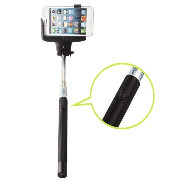 Polaroid Extendable Bluetooth Monopod Selfie Stick