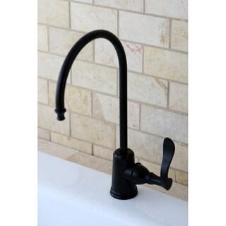 Designer Oil Rubbed Bronze Single Handle Water Filtration