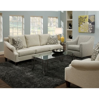 Portfolio Trace Convert A Couch Sage Grey Microfiber Futon