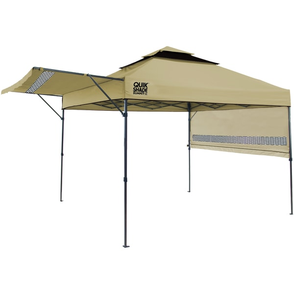 Quik Shade Summit X Instant Canopy With Adjustable Dual