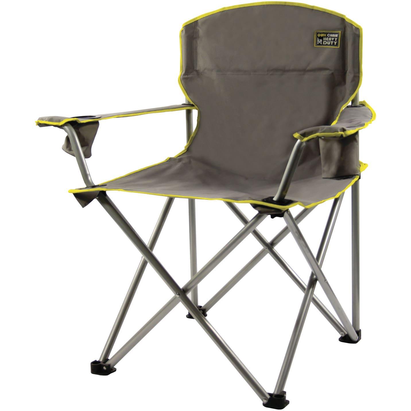 Quik Chair Quarter Ton Heavy Duty Folding Armchair
