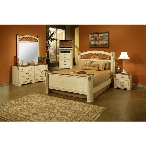 Sandberg Furniture Venetian Bedroom Set