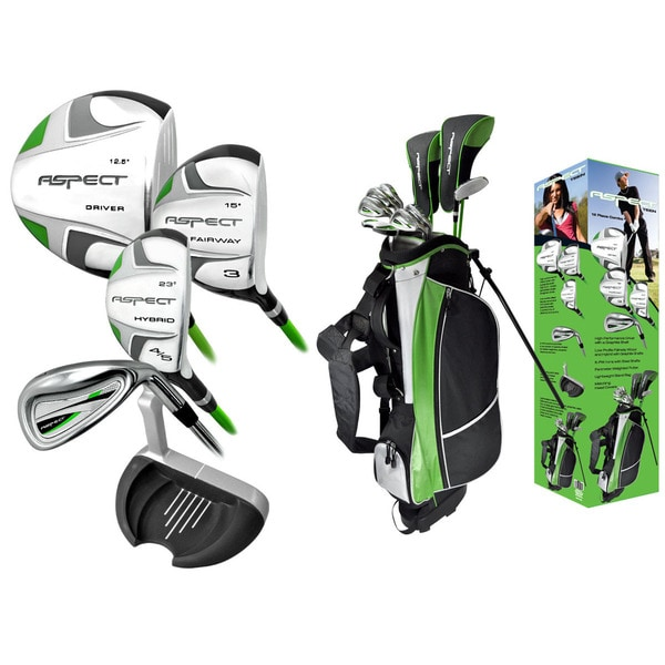 Teen Golf Club Set 6