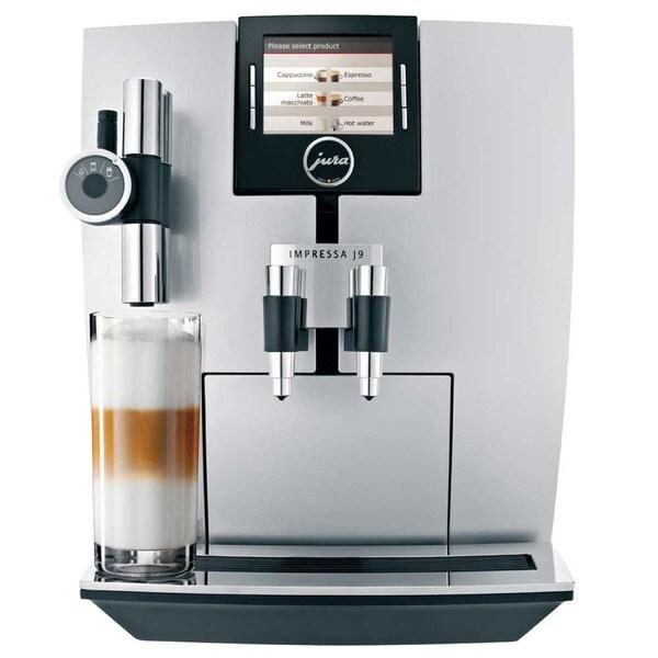Jura Impressa J9 One Touch TFT Super Automatic Coffee