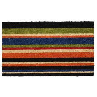 Triple Stripe Doormat 1 5 X 2 5